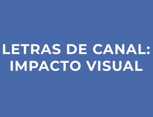 Letras De Canal: Impacto Visual