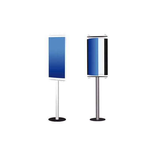 E.- Pedestal Con Poste