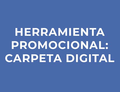 Herramienta Promocional: Carpeta Digital