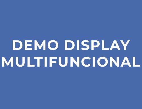 Demo Display Multifuncional