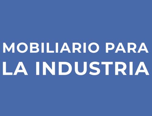 Mobiliario Para La Industria